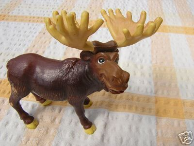 Moose For Auction